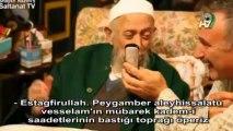 Şeyh Nazım El Kıbrısi Hazretleri ile Sayın Adnan Oktar'ın telefon görüşmesi