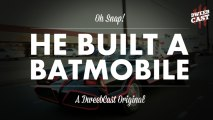 This Guy Loves The Batmobile So Much, He Built One! | DweebCast | OraTV