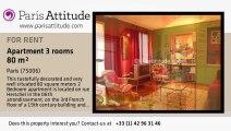 2 Bedroom Apartment for rent - Jardin du Luxembourg, Paris - Ref. 2765