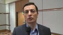 Alain Fontanel présente la Convention nationale du Parti socialiste