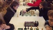Championnats scolaires de la Sarthe du jeu d'échecs