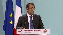 Intervention de François Lamy lors de la Convention nationale du PS