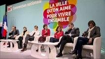 """1ère table-ronde de la Convention nationale : """"La ville qu'on aime  : éducative, innovante, durable"""""""