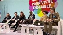 """Convention nationale : 2ème table ronde """"La ville qu'on aime : solidaire, fraternelle, citoyenne"""""""