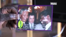 """Kofi Yamgnane. """"Mandela, c'est un gros morceau de l'histoire de l'Afrique"""""""