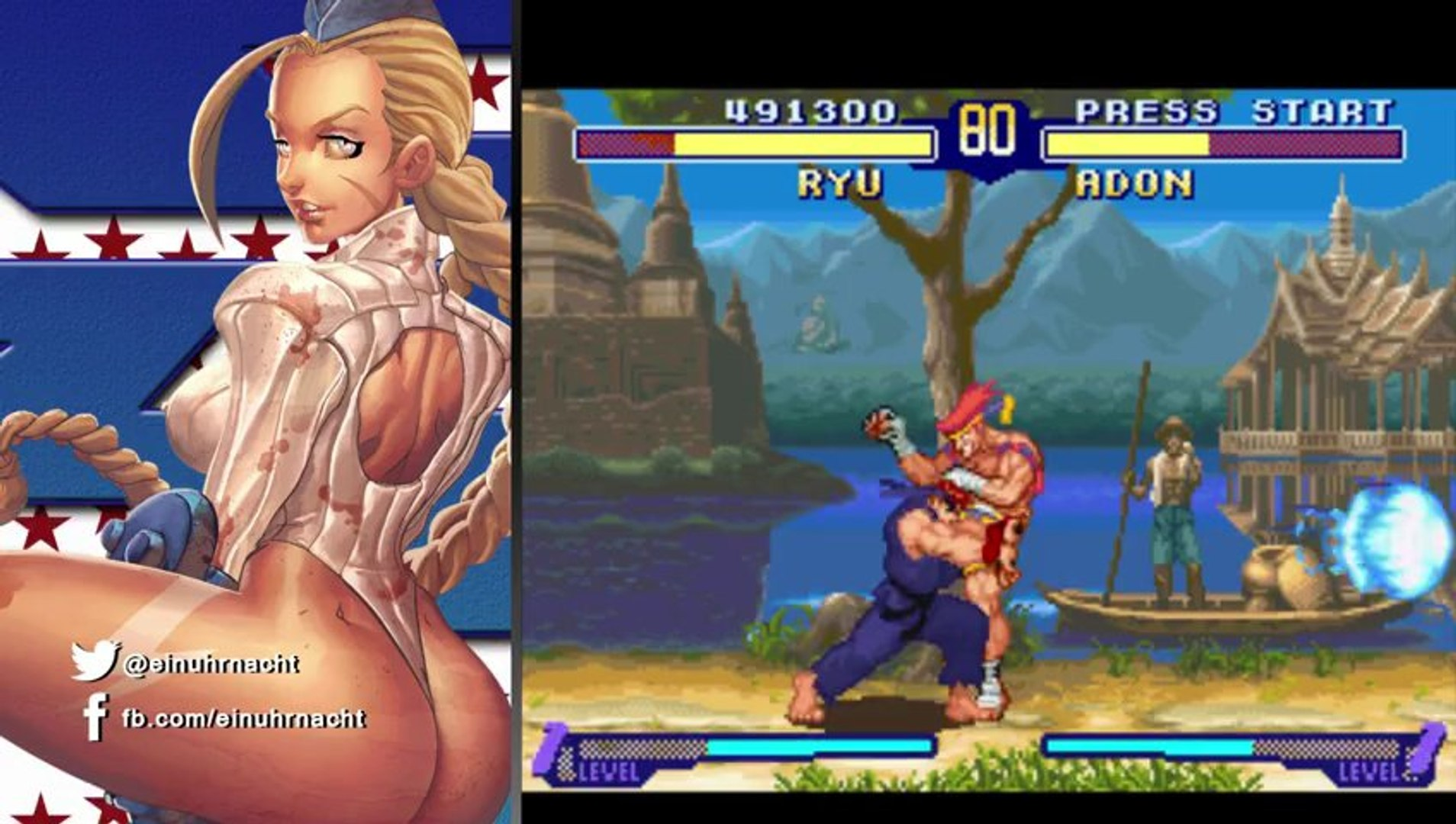 Street Fighter Alpha 2 Part 1 ► Let's Play Street Fighter Alpha 2
