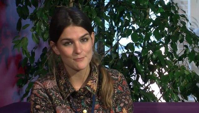 Interview de Nina Robert
