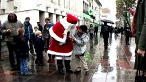 Vincennes TV a rencontré le Père Noël de Vincennes avant les fêtes