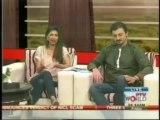 Osman Khan's complete interview on PTV World's show World This Morning with Maha Makhdum & Shahzad Khan