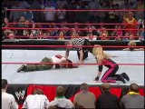 Raw - Trish Stratus vs. Lita - Women's Championship Match 12-6-04