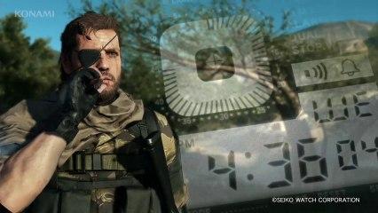 E3 2013 Trailer de Metal Gear Solid V : The Phantom Pain