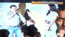Salman Khan, Katrina Kaif and Kabir Khan at the song launch event of film %27EK THA TIGER%27