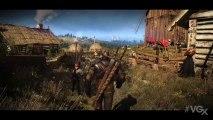 The Witcher 3 Wild Hunt - VGX 2013 Trailer