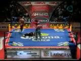 La Sombra, Delta, Guerrero Maya Jr. vs Averno, Ephesto, Mephisto - CMLL 4/28/12