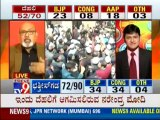 TV9 Live: Delhi, Madhya Pradesh, Rajasthan & Chhattisgarh Assembly Elections 2013 Results - Part 6