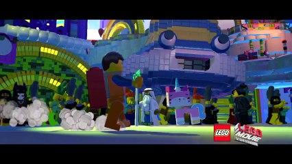 The LEGO Movie Videogame - Annouce Trailer de LEGO La Grande Aventure - Le Jeu Vidéo