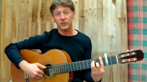 Oncle Archibald - Georges BRASSENS reprise (guitar & vocal cover)