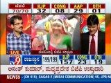 TV9 Live: Delhi, Madhya Pradesh, Rajasthan & Chhatisgarh Assembly Elections 2013 Results - Part 23