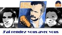 Georges Brassens - J'ai rendez-vous avec vous (HD) Officiel Seniors Musik