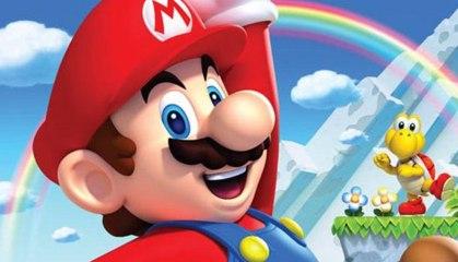 New Super Mario Bros U Walkthrough part 2 Layer-Cake Desert All Star Coins HD 1080p Wii U