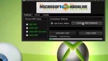 Microsoft Points Generator Xbox Live Update December 2013]