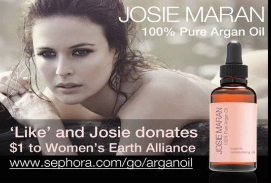 Josie Maran for