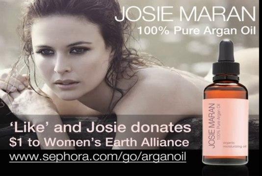 Josie Maran for