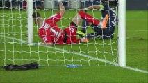 But Thiago SILVA (14ème) - Paris Saint-Germain - FC Sochaux-Montbéliard - (5-0) - 07/12/13 (PSG - FCSM)