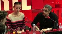 Nora Arnezeder & Gerard Lanvin : L'invité du jour du 12/12/2013 dans A La Bonne Heure