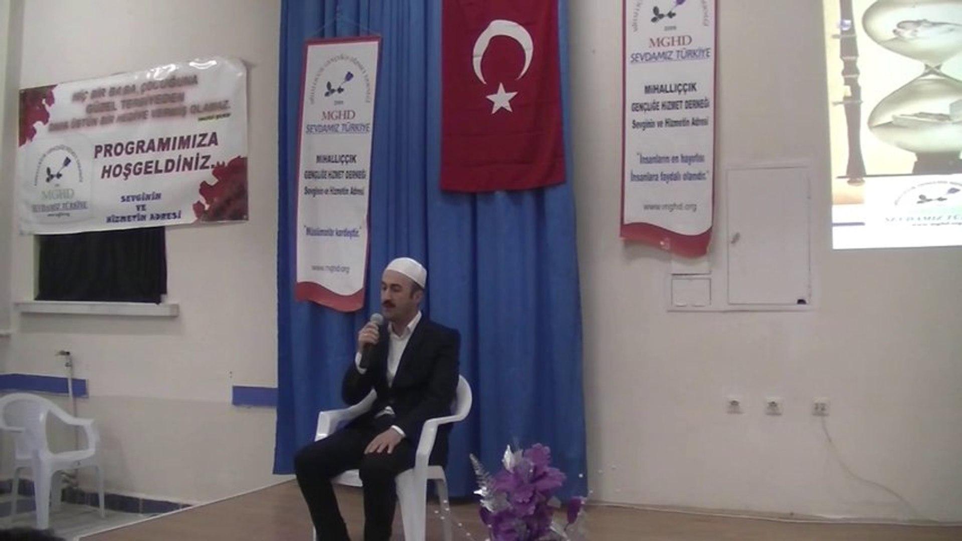İslamda Aile Ve Çocuk Eğitimi Mihalıççık Gençliğe Hizmet Derneği Kuranı Kerim Tİlaveti