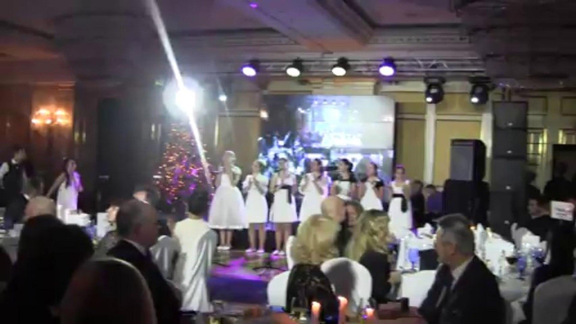 Детский Хор Радио и телевидения России (Телеканал Культура) в Ritz Carlton, 07 декабря 2013