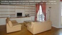 A louer - appartement - LEVALLOIS PERRET (92300) - 7 pièces - 181m²