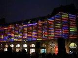 Strasbourg-Aubette-Son et Lumière-Noël 2013