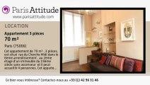 Appartement 2 Chambres à louer - Jardin du Luxembourg, Paris - Ref. 4613