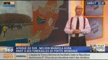 Harold à la carte: Afrique du Sud: Mandela a droit à des obsèques planétaires - 08/11