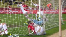 But Emmanuel RIVIERE (75ème) - AS Monaco FC - AC Ajaccio - (1-0) - 08/12/13 (ASM - ACA)