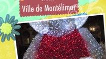 Les illuminations de Noël de Montélimar