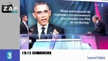Zap télé: La tour Eiffel aux couleurs de l'Afrique du Sud, la France n'est pas la bienvenue en Centrafrique