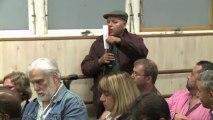 Interventions du public. Ils soutiennent Sylvie Altman