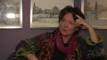 """Autour d'un verre avec Claudie Gallay à Brive pour son roman """"Une part de ciel"""""""