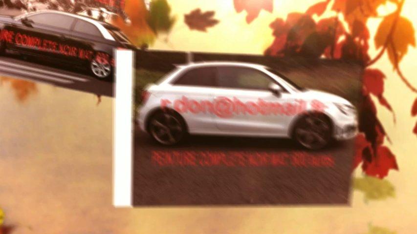 Audi A1 noir mat, Audi A1 noir mat, Audi noir mat, Audi A1 Covering noir mat, audi A1 peinture noir mat, Audi A1 noir mat