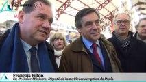 [BIARRITZ] Municipales 2014 François Fillon et Max Brisson (5 décembre 2013)
