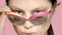"""Mackenzie Drazan and Sui He """"ALL IN THE EYES"""" for Christian Dior Lunettes Sunglasses (Spring-Summer 2013)"""