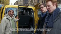 HailYes to New York's New Nissan Taxi - Kneeroom