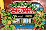 Teenage Mutant Ninja Turtles Arcade TMNT (HD 1080p) Full Walkthrough
