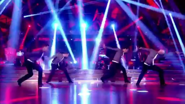 "Strictly Come Dancing Pros - ""Titanium"""