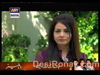 Sheher e Yaaran - Episode 38 - December 9, 2013 - Part 1