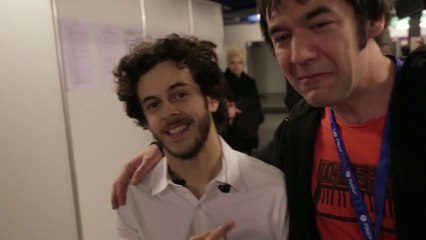 Inside Montreux Comedy : Bonus - VDB Backstage