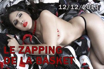 Le Zapping de la Basket du 12 décembre 2013