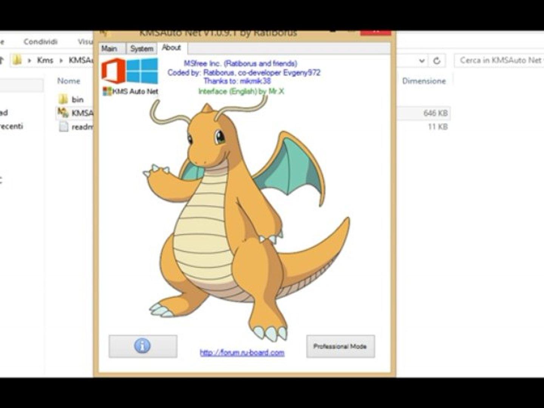 KMSAuto Net v1 0 9 1 Final by Ratiborus Portable+XP_portable